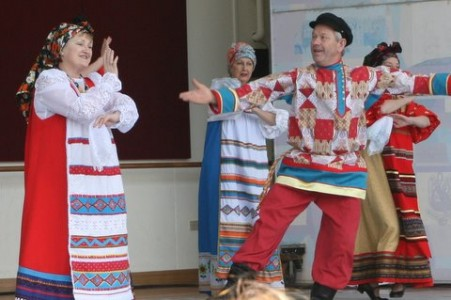Sudarushka dance group